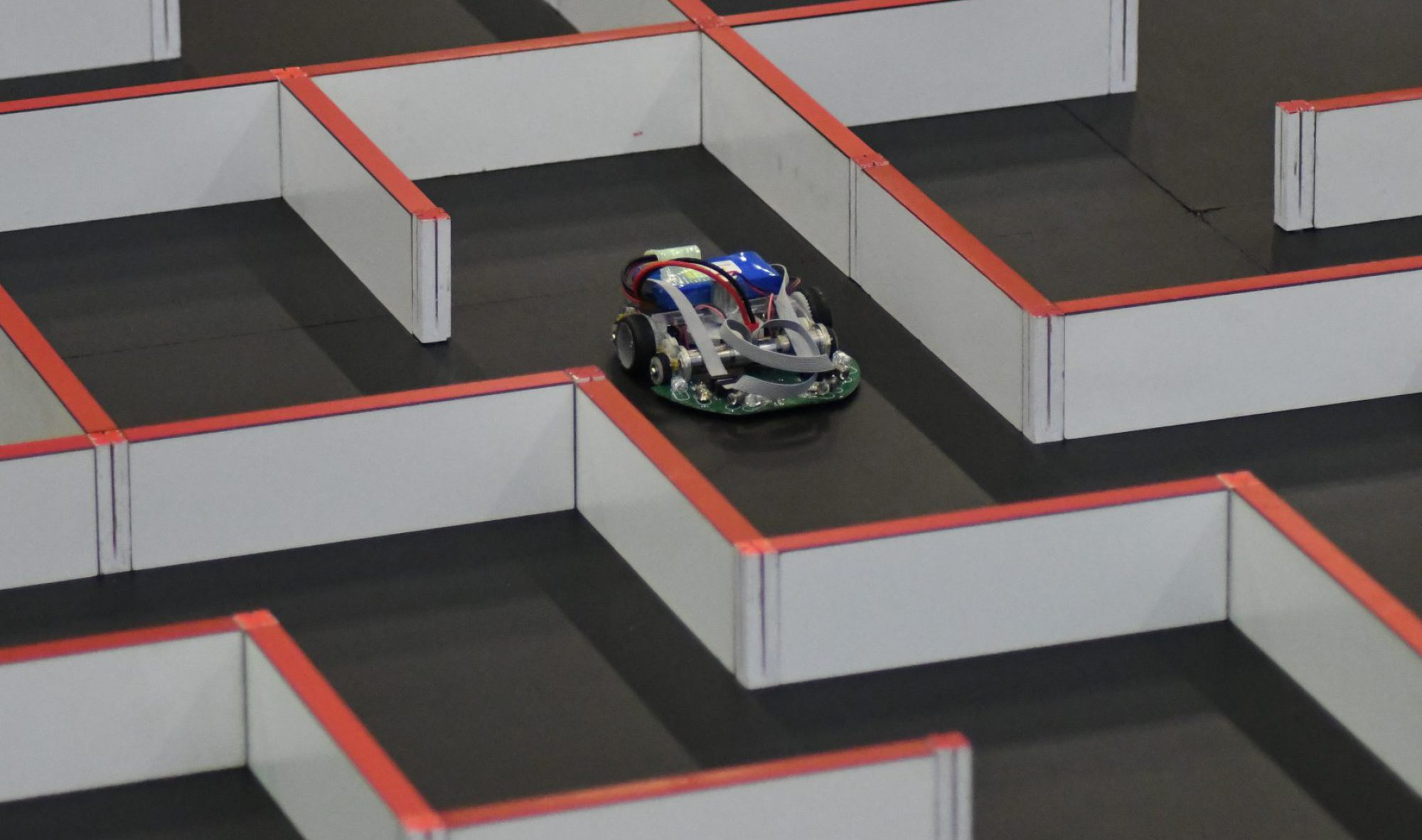第35回全日本学生マイクロマウス大会